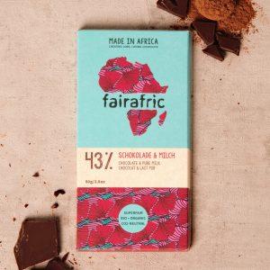 bio schokolade fairafric