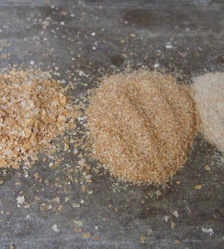 Mehlsorten aus der Mühle